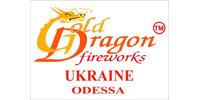 Золотой дракон фейерверк