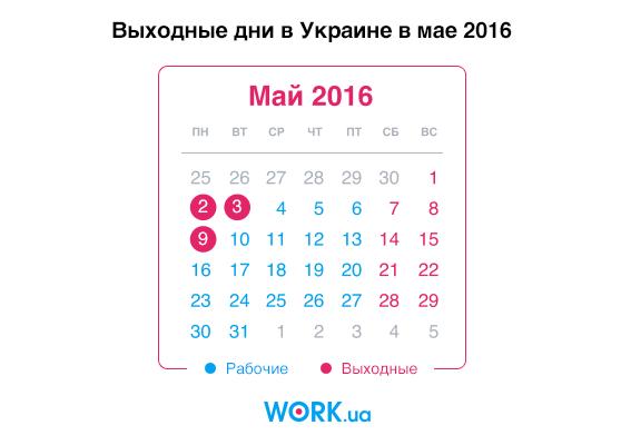 Выходные по украине на новый год