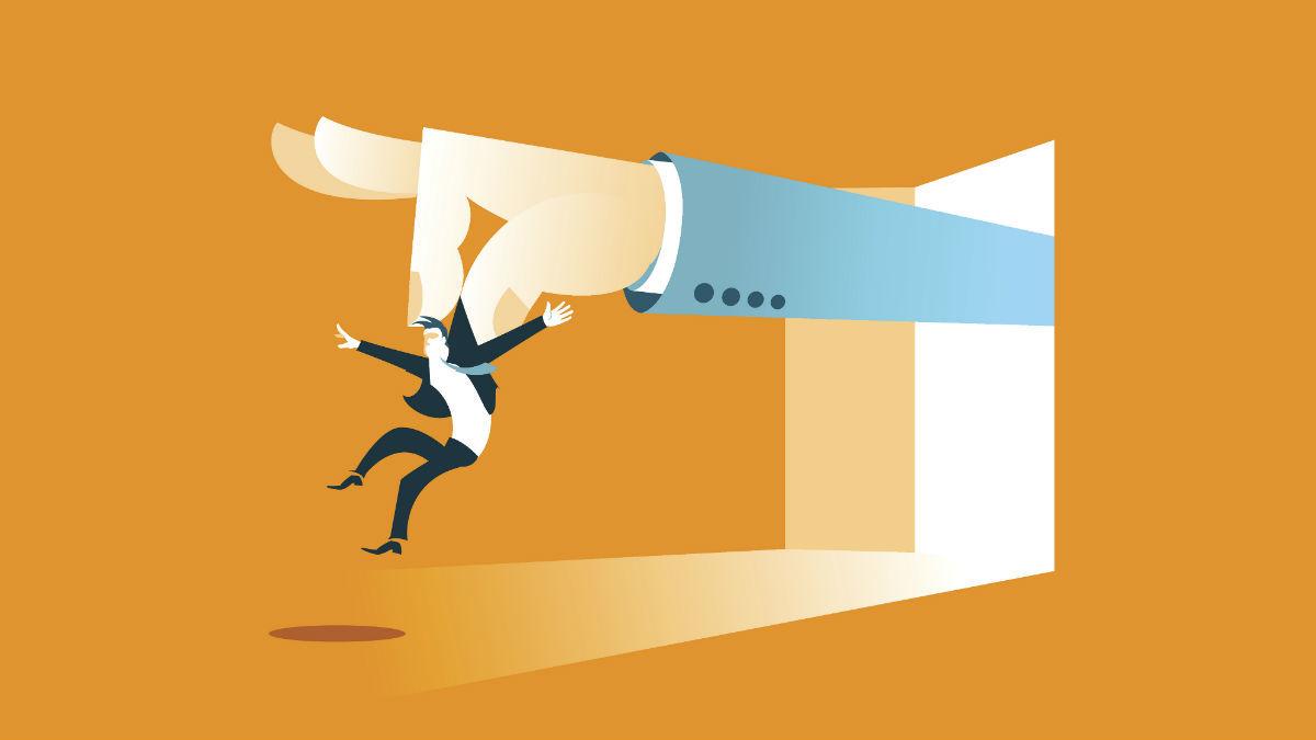 Что делать, если Вас шантажируют, грозятся уволить и всячески притесняют на работе?