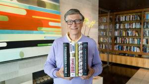 Куди рухається капіталізм і скільки крові в людині. П'ять книг на літо від Білла Гейтса