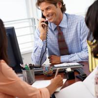 Первый разговор по телефону с петенциальным работодателем