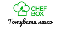 Chef Box, доставка продуктів за рецептами