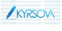 Kyrsova