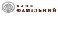 Банк Фамільний, ПрАТ