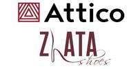 Злата та Attico, мережа магазинів взуття