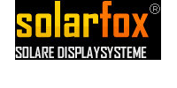 Solarfox® (Solar Display Systems | Soledos GmbH)