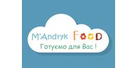 M'Andryk food - здорова їжа для всієї родини, кейтеринг