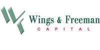 Картинки по запросу логотип Wings & Freeman Capital