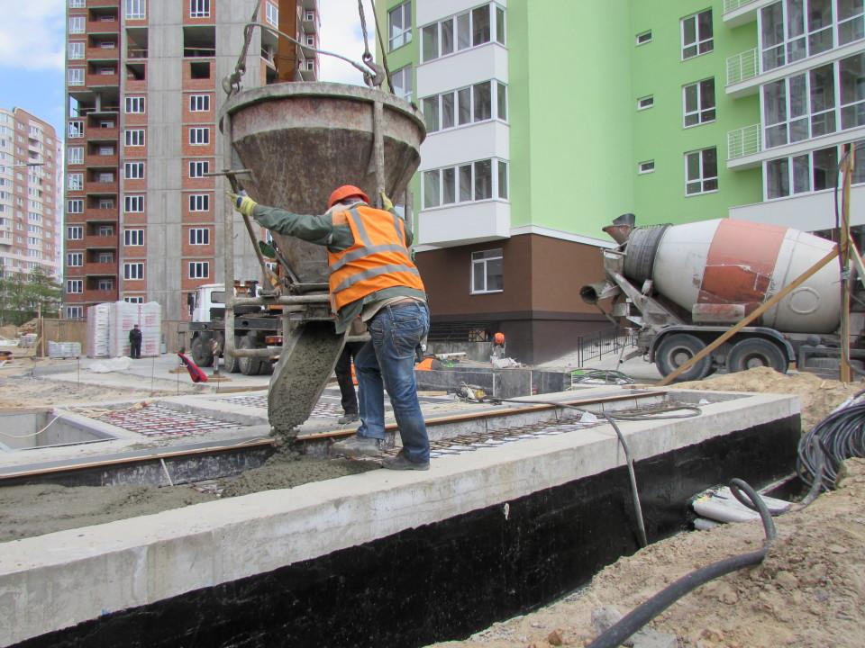 Бетон вакансия трубопровод бетон