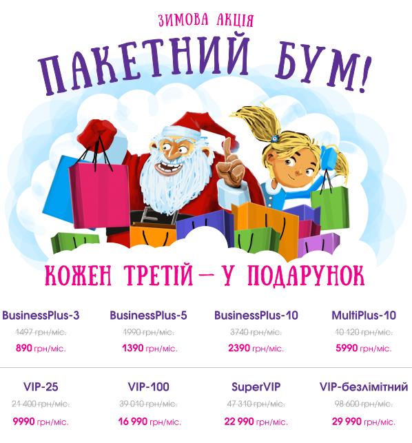 Зимова акція Work.ua 2017