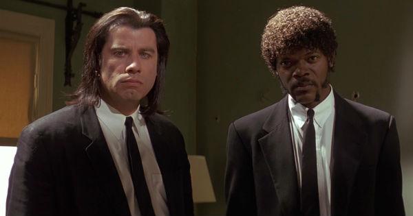 Кадр из фильма «Криминальное чтиво», реж. Квентин Тарантино, 1994 год