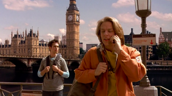 Кадр з фільму «Євротур», реж. Джефф Шеффер, 2004