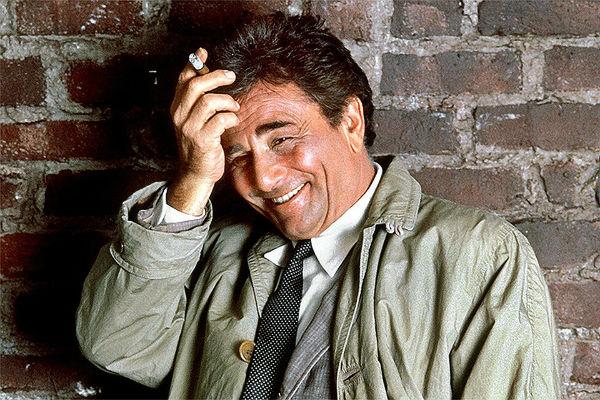 Кадр из сериала «Коломбо», режиссер Винсент МакЭвити, 1968 - 2003 гг.