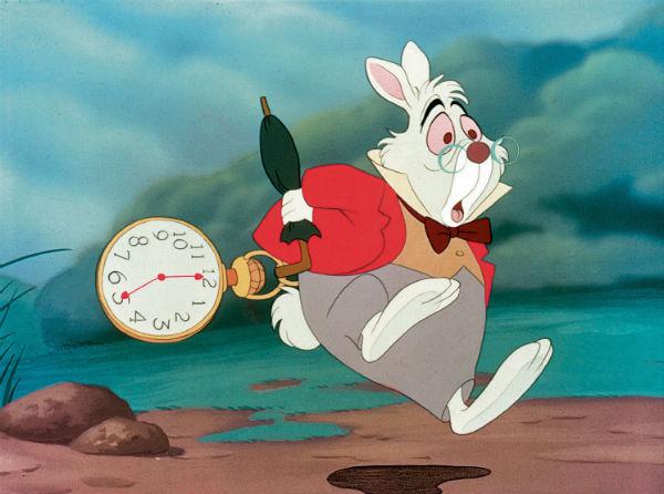 Кадр из мультфильма «Алиса в стране чудес», 1981 г.