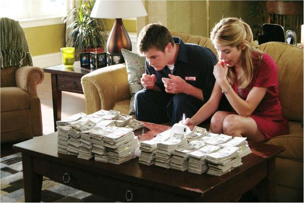 Кадр з фільму «Великі гроші», реж. Андерсон Стівен Мілберн, 2010 р.