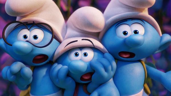 *Изображение из з м/ф The Smurfs 2, 2013 г.