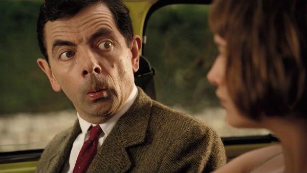 *Изображение из х/ф Mr. Bean's Holiday, 2007 p.