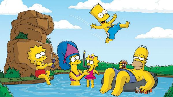 *Зображення з м/ф The Simpsons, 1989 р.