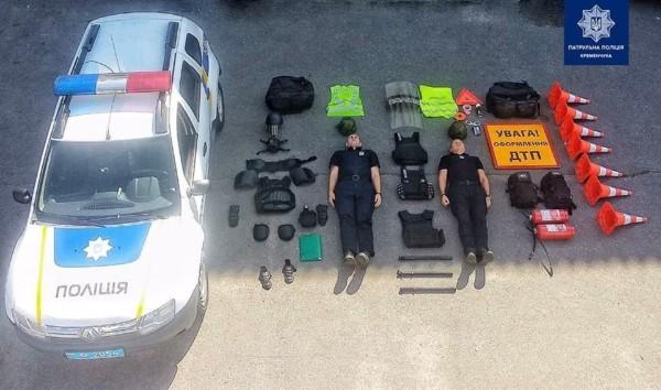 Поліціянти з Кременчуга