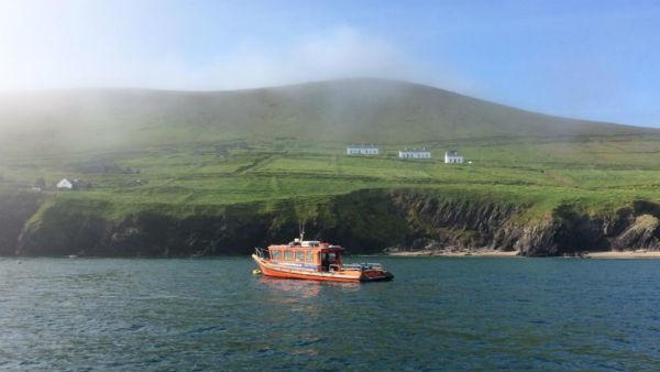 Фото с Twitter-страницы острова Great Blasket Island