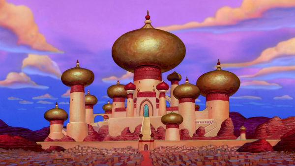 Зображення з м/с Aladdin, 1994-1995 рр.