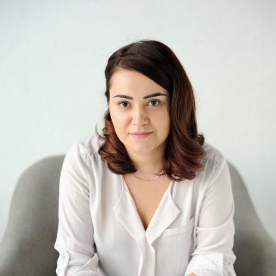 Ганна Назаренко