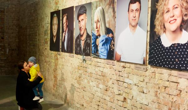 Фотовиставка #забутипровік